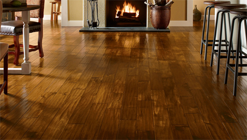 Creative Floors Sells and Installs residential and commercial Bruce Hardwood and Laminate Flooring in Downingtown PA